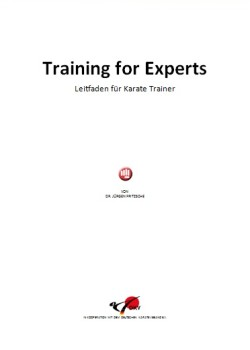 Training for Experts Cover